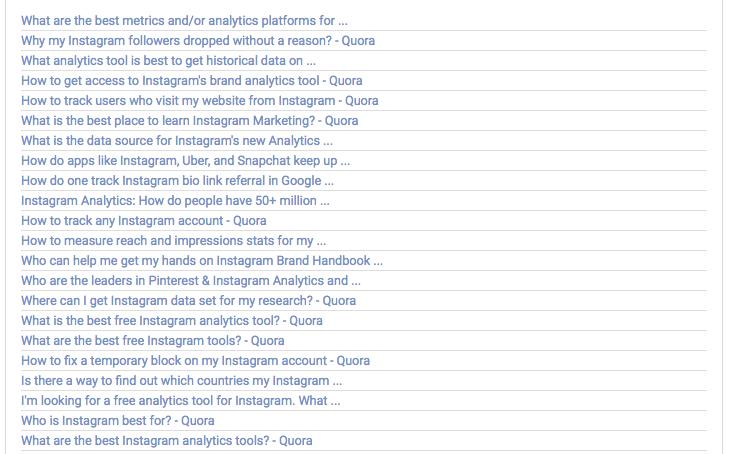 از لیست بزرگی از سوالات که میتوانید از آن در محتوای شبکههای اجتماعی خود استفاده کنید
